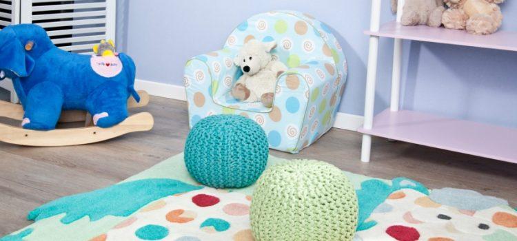 3 types de mobilier indispensables dans une chambre d'enfant